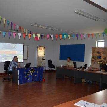 Εκπρόσωπος της Ελληνικής Ορνιθολογικής Εταιρίαςπαρουσίασε την στρατηγική της περιβαλλοντικής εκπαίδευσης