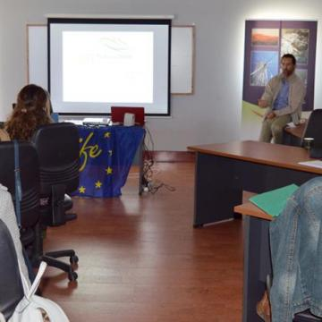 Ο κ. Γιώργος Σμπώκος, Δρ Νομικός, σε παρέμβασή του για τη νομοθεσία που διέπει τις προστατευόμενες περιοχές