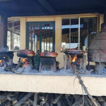 """Φωτογραφία από την πιστοποιημένη από τον ΕΔΣ Διδακτική Φάρμα """"Ντουνιάς"""" στη Δρακώνα Κεραμειών"""