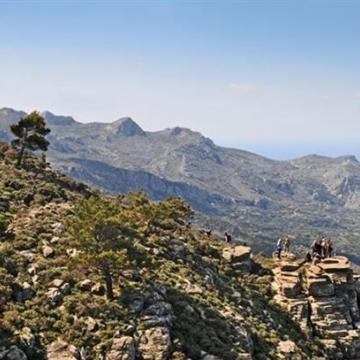 [4] Φωτογραφία: © ΜΦΙΚ  Όρος Θρύπτης Λασιθίου