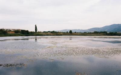 Lake Agia